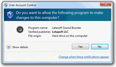 Letasoft Sound Booster – Download