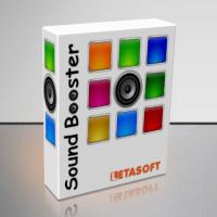 Letasoft Sound Booster screenshot